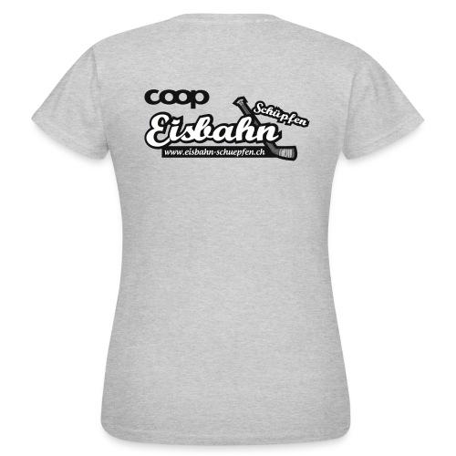 Coop-Eisbahn Schüpfen sw - Frauen T-Shirt