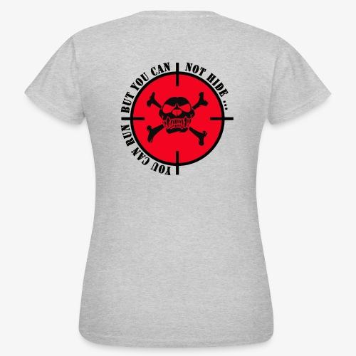 K9 CARDI RUN - Women's T-Shirt