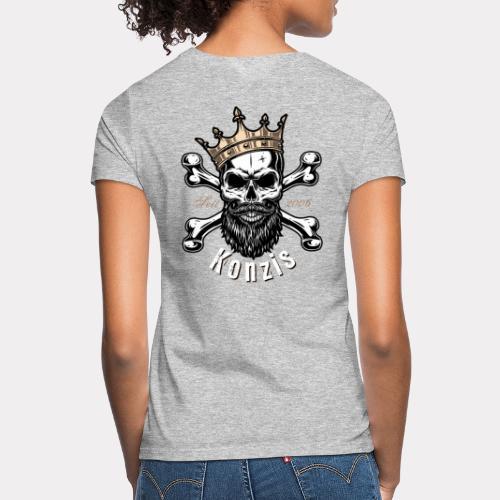 Skull Bones Logo - Frauen T-Shirt