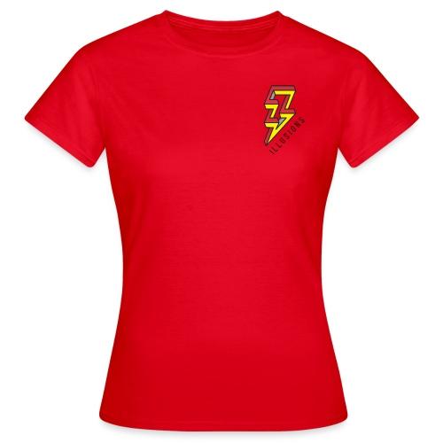 ♂ Lightning - Frauen T-Shirt