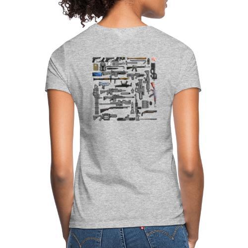 weapons all - T-shirt Femme