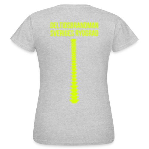 Sveriges ryggrad - T-shirt dam