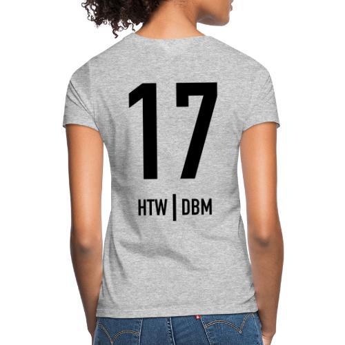 17HTWCHUR - Frauen T-Shirt