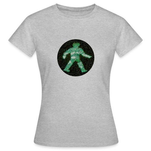 space raiders greenlights - Women's T-Shirt