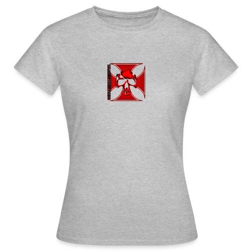 Logo MCC rouge - T-shirt Femme