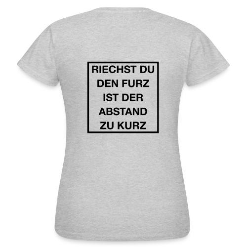 Furz - Frauen T-Shirt