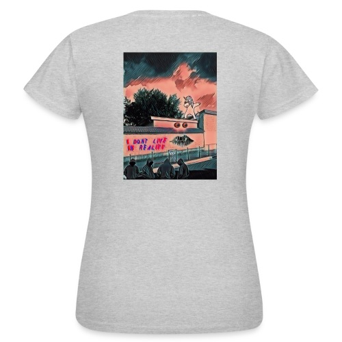 Dream world - T-shirt Femme