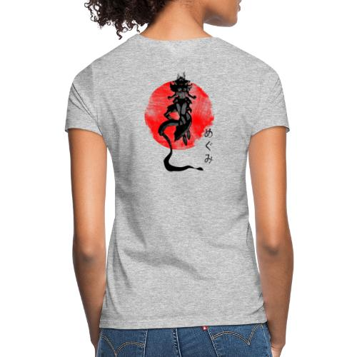 Megumi - T-shirt Femme