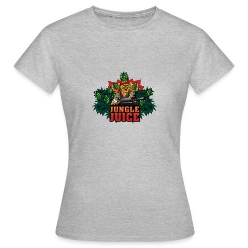 JUNGLE JUICE NO BG png - T-skjorte for kvinner