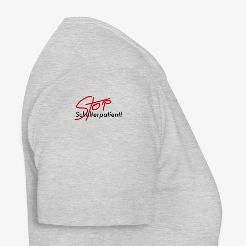 Stop Schulterpatient - Frauen T-Shirt
