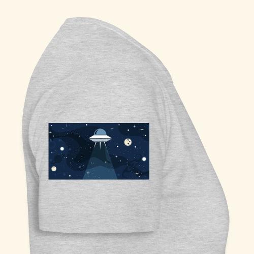 martien galactic - T-shirt Femme