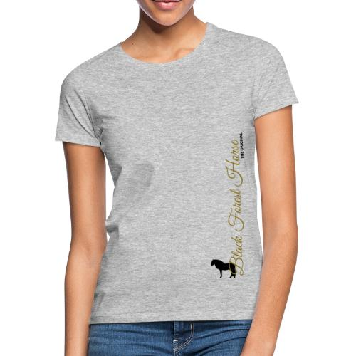 BlackForestHorse - Frauen T-Shirt
