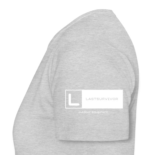 lastsuvivor black and white brand - Frauen T-Shirt