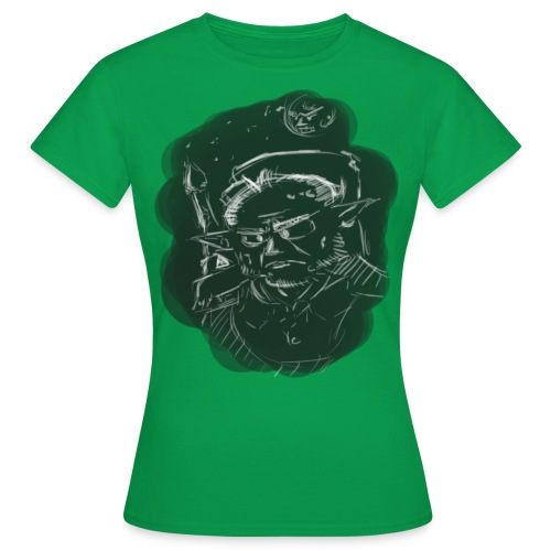 Le Vétéran du Temps - T-shirt Femme