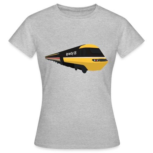 High Speed Train - Women's T-Shirt