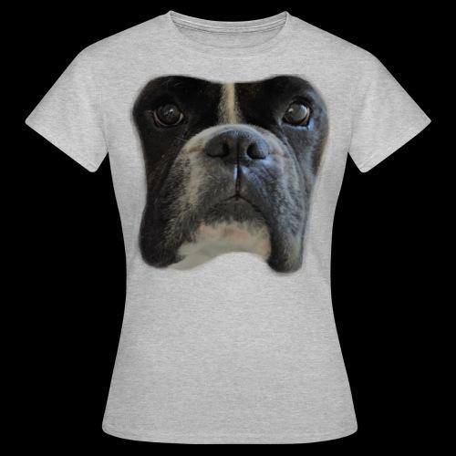 boxer big face - Women's T-Shirt
