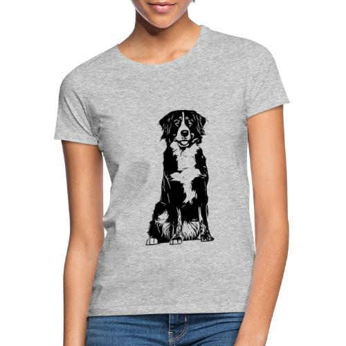 Berner Sennenhund Hunde Design Geschenkidee - Frauen T-Shirt