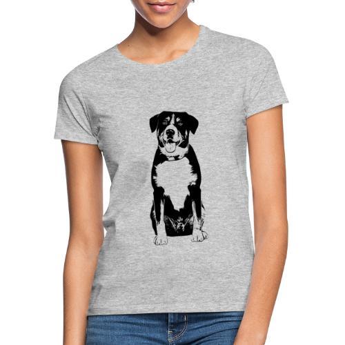 Entlebucher Sennenhund Hunde Design Geschenkidee - Frauen T-Shirt