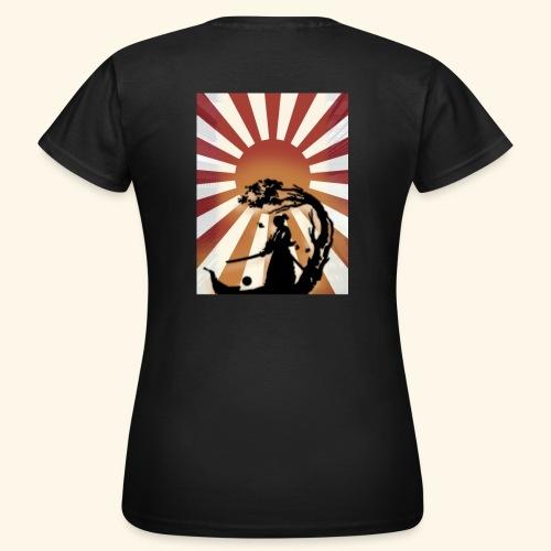 Japan Rising sun - T-shirt Femme