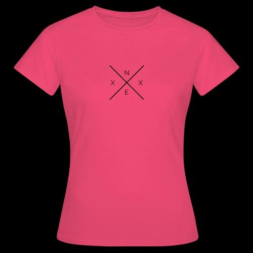 NEXX cross - Vrouwen T-shirt
