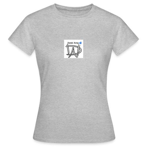 DEMIR ARMY - Vrouwen T-shirt
