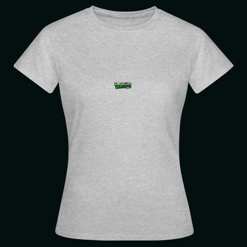 Dagelijkse Berichten Tshirt Logo v1 - Vrouwen T-shirt