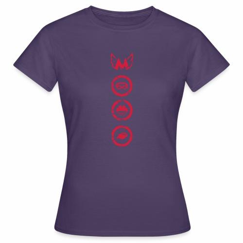 Mosso_run_swim_cycle - Maglietta da donna