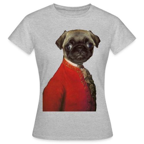 Pug is the new Mozart - T-shirt Femme