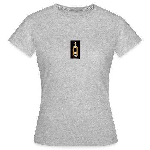 A Team - Dame-T-shirt