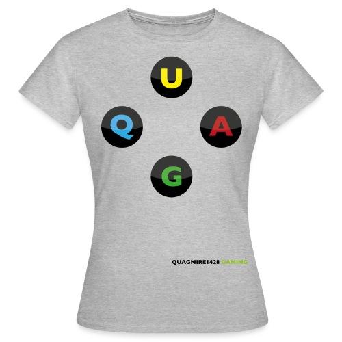 New Logo Wording - Women's T-Shirt