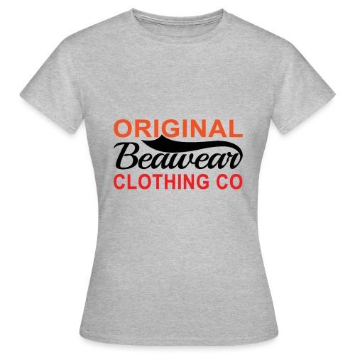 Original Beawear Clothing Co - Women's T-Shirt