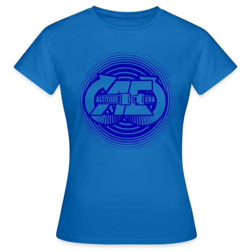 Altitude Era Circle Logo - Women's T-Shirt