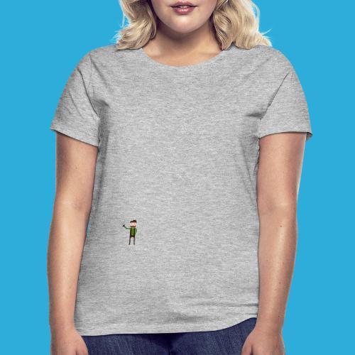 adventurer with beard - Vrouwen T-shirt