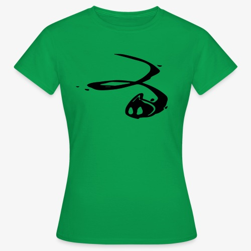 Ink Splat - Vrouwen T-shirt