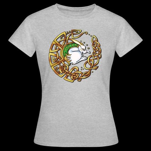 Celtic Hare - Women's T-Shirt