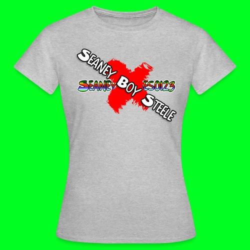 Seaney G BOY STEELE - Women's T-Shirt
