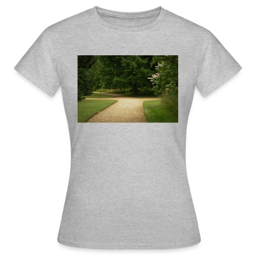 Cross Roads - Women's T-Shirt
