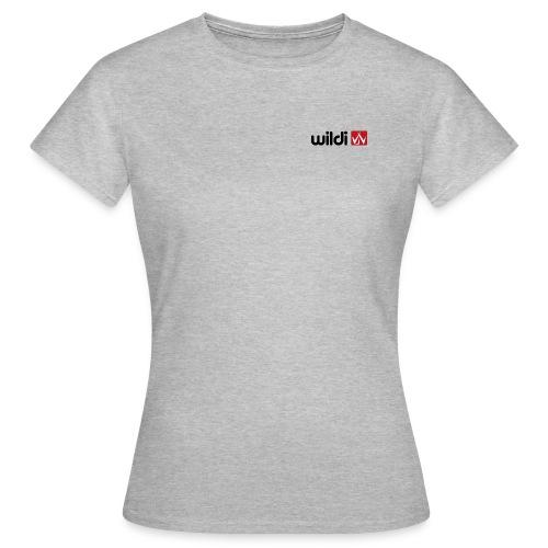 wildi black 2 - Camiseta mujer