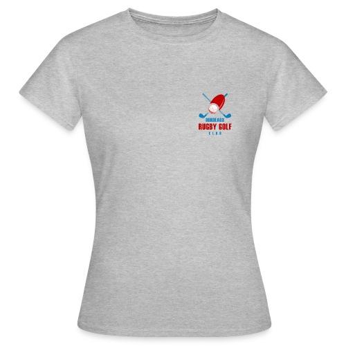 Bordeaux Rugby Golf Club - T-shirt Femme