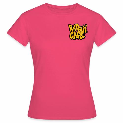 Bad Guy Cafe Logo - Women's T-Shirt