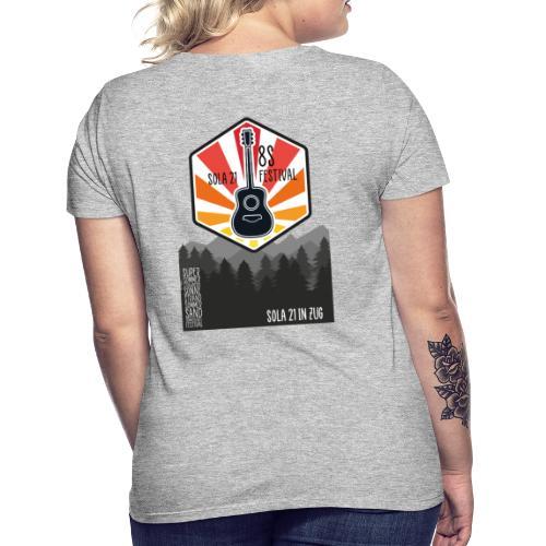 Sola21Cover - Frauen T-Shirt