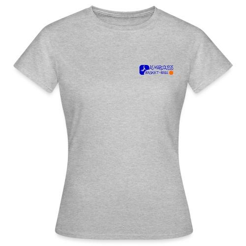 ASM BLEU - T-shirt Femme