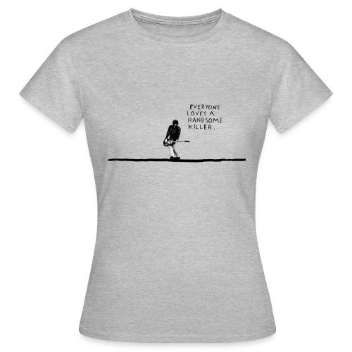 Guitar Killer 2016 - T-shirt Femme