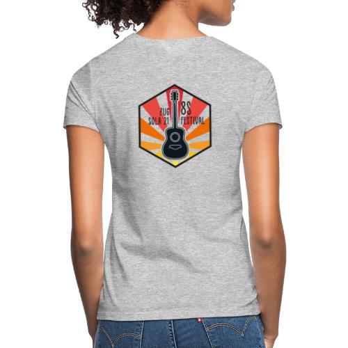 Sola21 Batch - Frauen T-Shirt