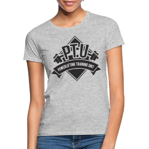 POWERLIFTING TRAINING UNIT COLLECTION - Women's T-Shirt