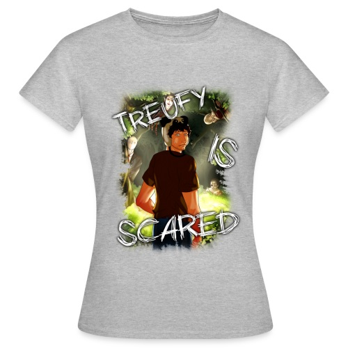 Treufy Indie Horreur png - T-shirt Femme