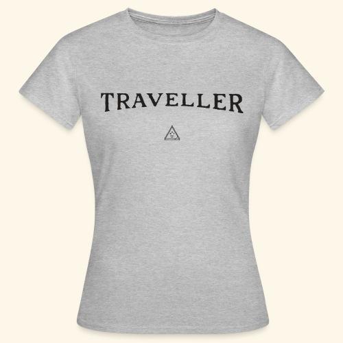 Shirt Reisenden - Frauen T-Shirt