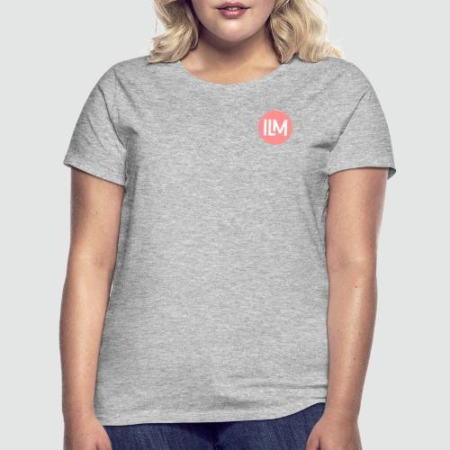 ILM Logo Kreis - Frauen T-Shirt