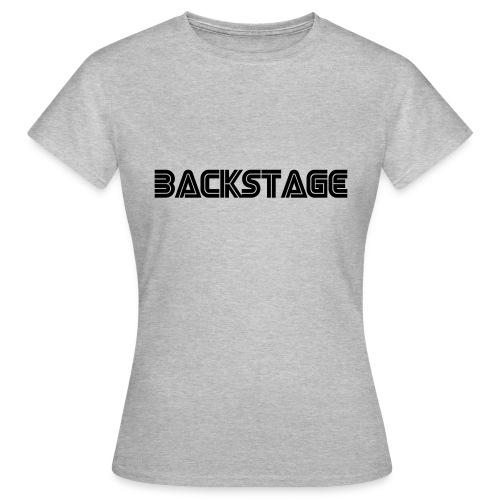 backstage - T-shirt Femme
