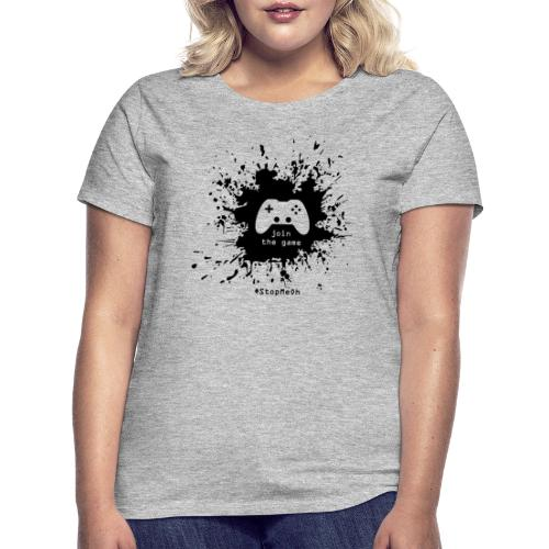 Join the game - Women's T-Shirt